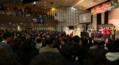 2018-12-25 성탄축하예배