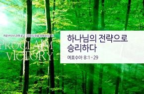 2018-07-15 하나님의 전략으로 승리하다